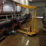 Manly lab flow rig
