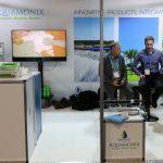 Irrigation Australia Aquamonix in action