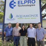 Aquamonix disaster management team